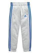 Older Boys ClimaliteThree Stripe Pants