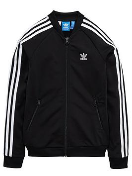 Adidas Originals Adidas Originals Older Girls Superstar Track Top