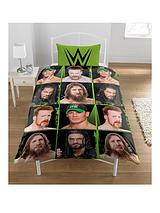 Superstars Rotary Single Duvet Cover and Pillowcase Set