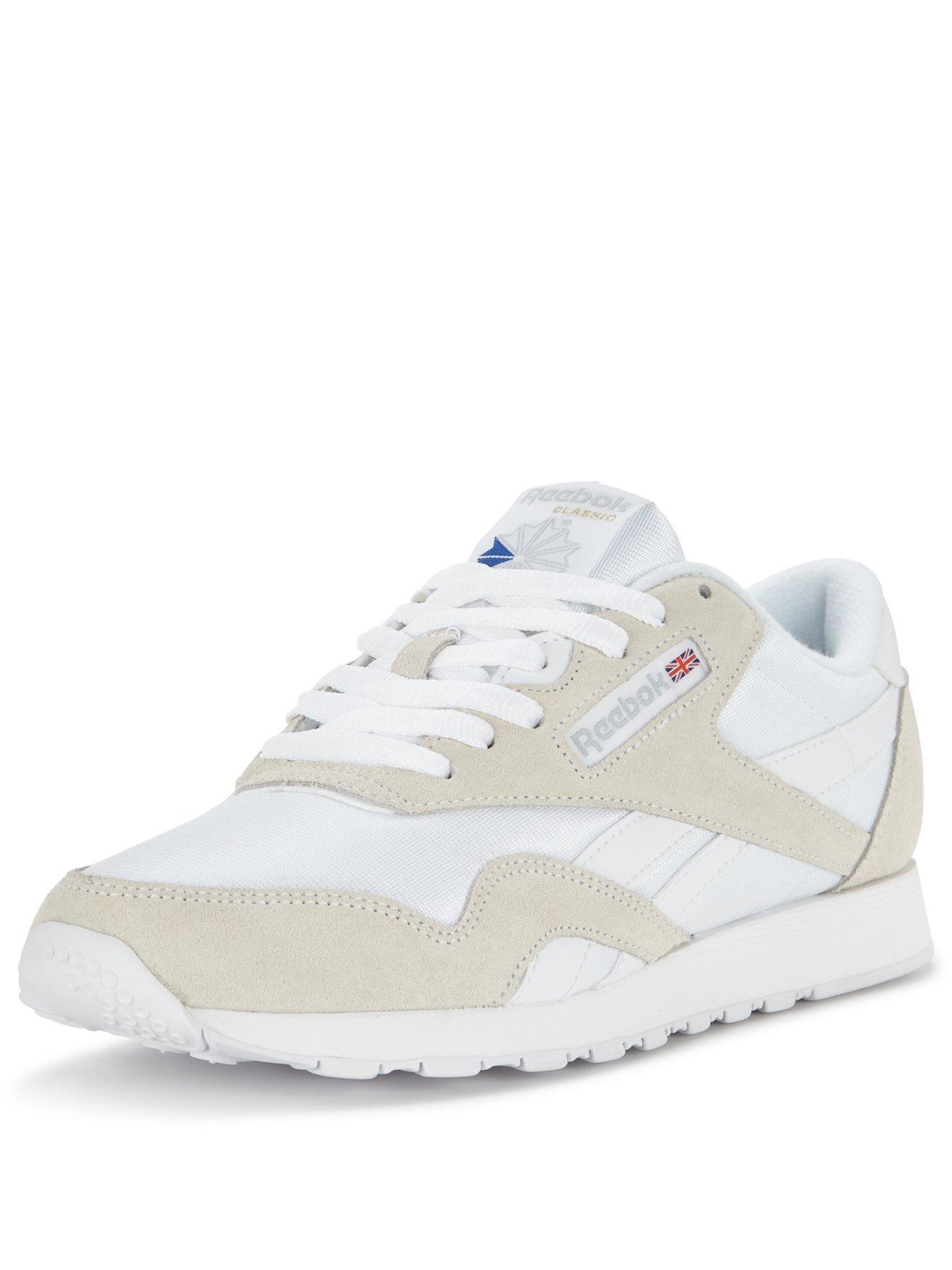 reebok classic nylon mens trainers