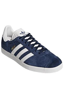 adidas Originals Adidas Originals Originals Gazelle - Navy/White Picture