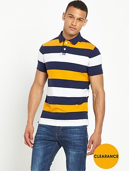 superdry-college-hoop-stripe-polo