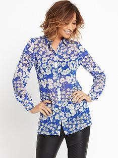 myleene-klass-blue-base-printed-blouse
