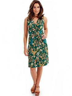 joe-browns-green-goddess-wrap-dress