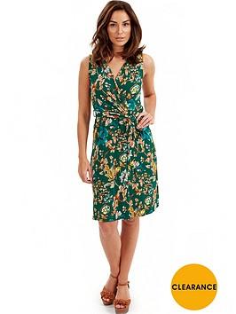 joe-browns-green-goddess-wrap-dress