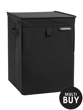 brabantia-stackable-laundry-box-black