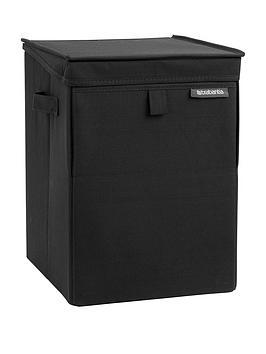Brabantia Brabantia Stackable Laundry Box &Ndash; Black Picture