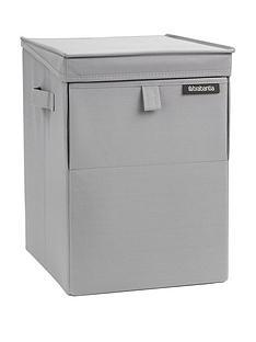 brabantia-stackable-laundry-box-grey