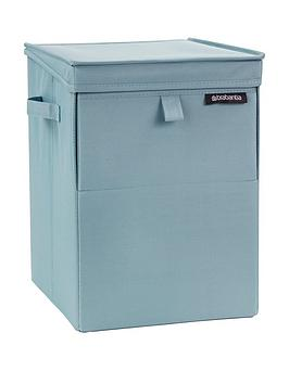 brabantia-stackable-laundry-box-ndash-mint-blue