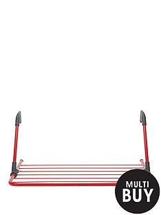 brabantia-hanging-drying-rack-red
