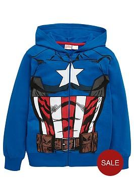 marvel-captain-america-zip-thru-hoody