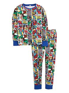 marvel-boys-avengers-comic-pyjamas