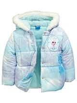 Girls Sublimation Hooded Coat