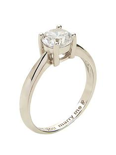 the-love-silver-collection-sterling-silver-cubic-zirconia-will-you-marry-me-ring