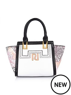 river-island-girls-abstract-printnbspwinged-tote