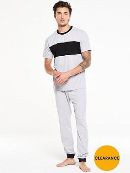 v-by-very-jogger-jersey-pyjama-set