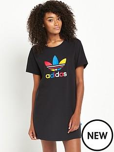 adidas-originals-tee-dress-black