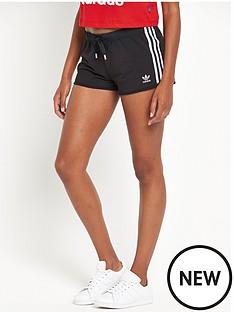 adidas-originals-slim-shorts-black