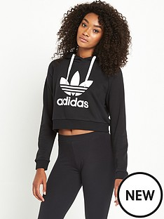 adidas-originals-crop-hoodie-black