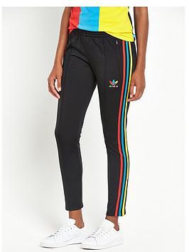 Adidas Originals Superstar Track Pant  Black