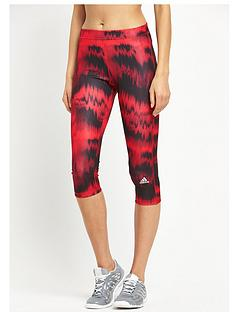adidas-printed-techfittrade-capri-red