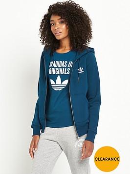 adidas-originals-full-zip-hoodie-teal