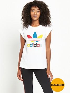 adidas-originals-boyfriendnbsproll-up-t-shirt-white