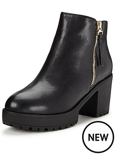 v-by-very-buxtonnbspchunky-platform-boot-with-gold-zipnbsp