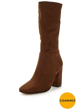 v-by-very-baker-zip-back-high-ankle-boot