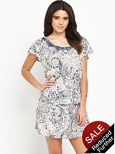 vila-lucinbspshort-sleeve-dress