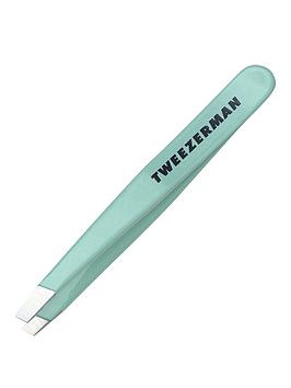 tweezerman-mini-slant-tweezernbsp--green-tea