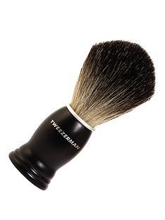 tweezerman-deluxe-shaving-brush