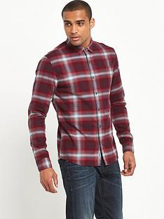 calvin-klein-wechelon-long-sleeve-check-shirt