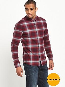 calvin-klein-wechelon-long-sleeve-check-shirt