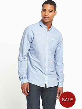 hilfiger-denim-stripe-long-sleeve-shirt