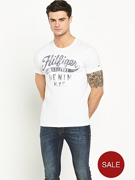 hilfiger-denim-script-short-sleevenbspt-shirt