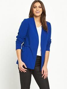 v-by-very-longline-side-buckle-blazer