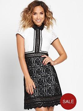 myleene-klass-collar-detail-lace-pencil-dress