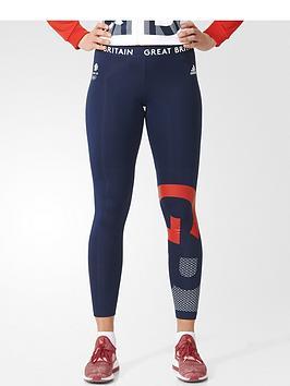 adidas-team-gb-letter-tight