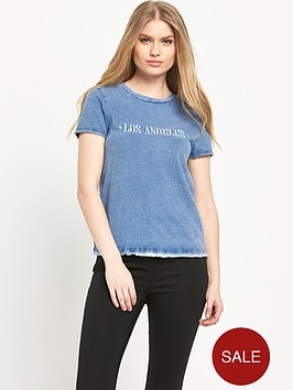 river-island-embroidered-tee