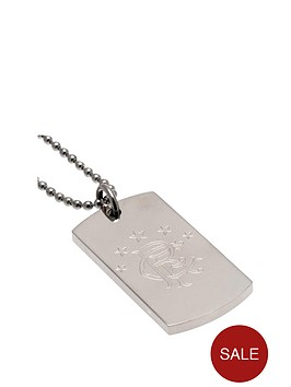 rangers-stainless-steel-dog-tag-amp-ball-chain