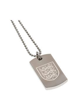 england-stainless-steel-dog-tag-amp-ball-chain