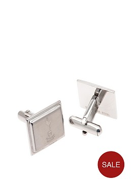 tottenham-hotspur-stainless-steel-oblong-crest-cufflinks