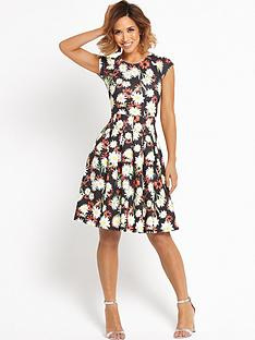 myleene-klass-daisy-floral-prom-dress