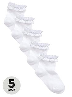 mini-v-by-very-girls-white-frilly-occasion-ankle-socks-5-pack