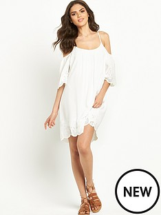 vero-moda-shoulder-mini-dress