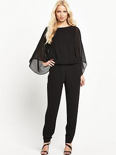 pinko-niccolo-cape-jumpsuit