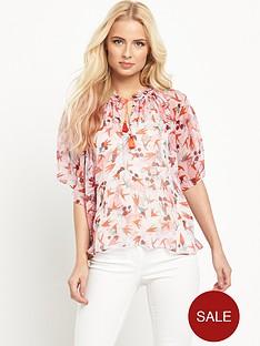 pinko-valerio-printed-blouse