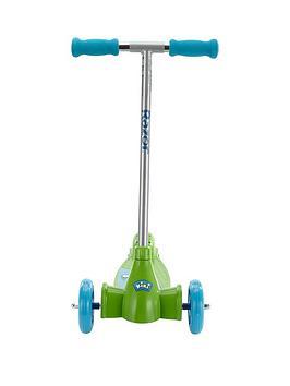 kixi-scooter-blue-green