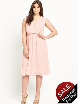 truly-you-cross-front-midi-dress